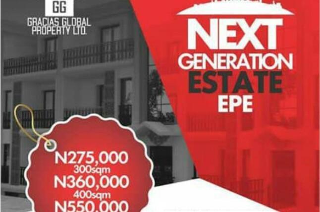 NEXT GENERATION ESTATE, EPE